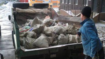 Вывоз строительного мусора, отходов в Минске